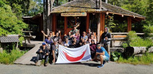 Encuentro Cultural en Neltume, se Reunieron Niños y Jóvenes de Rapa Nui, Villa O'higgins y Neltume.