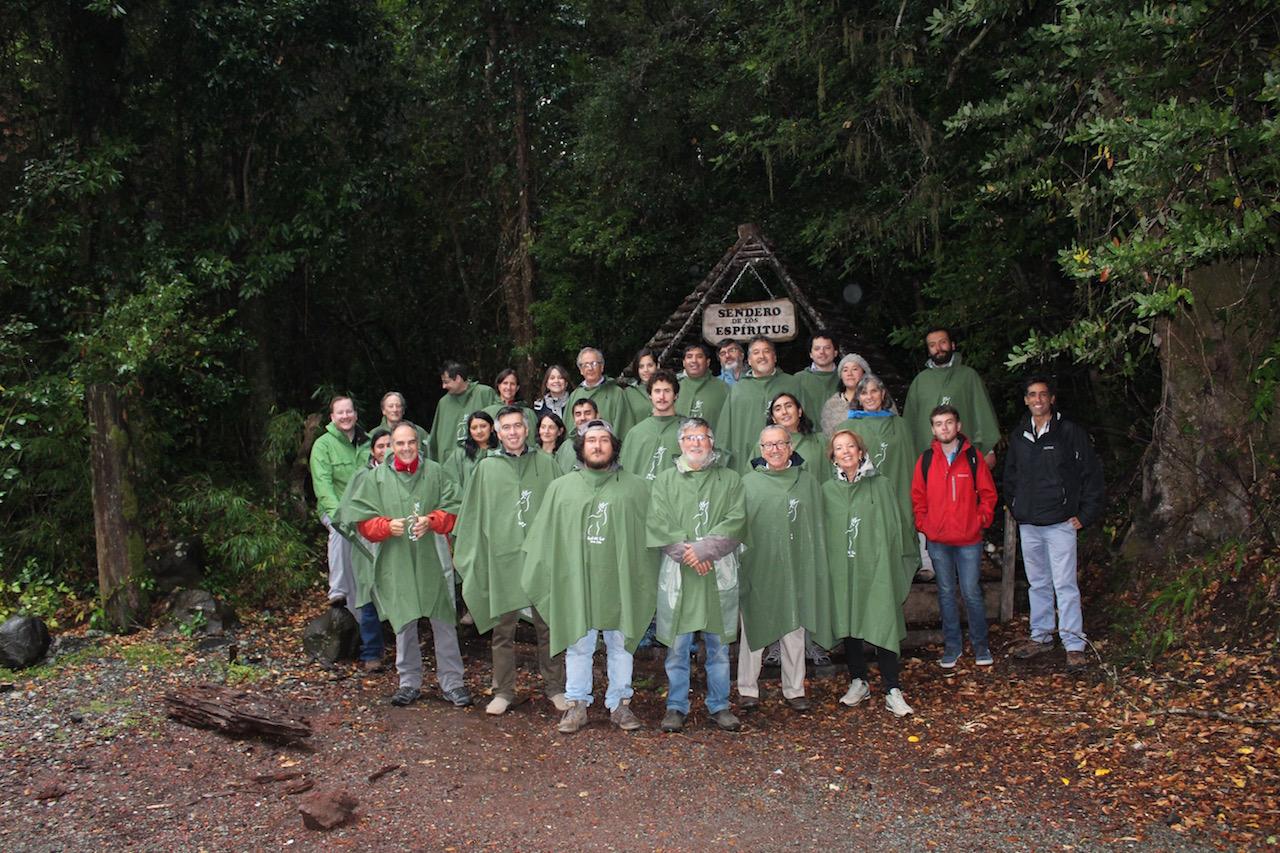 Fundación Huilo Huilo realizó seminario sobre Patrimonio natural, cultural y turismo en el que participó el reconocido arqueólogo Tom Dillehay