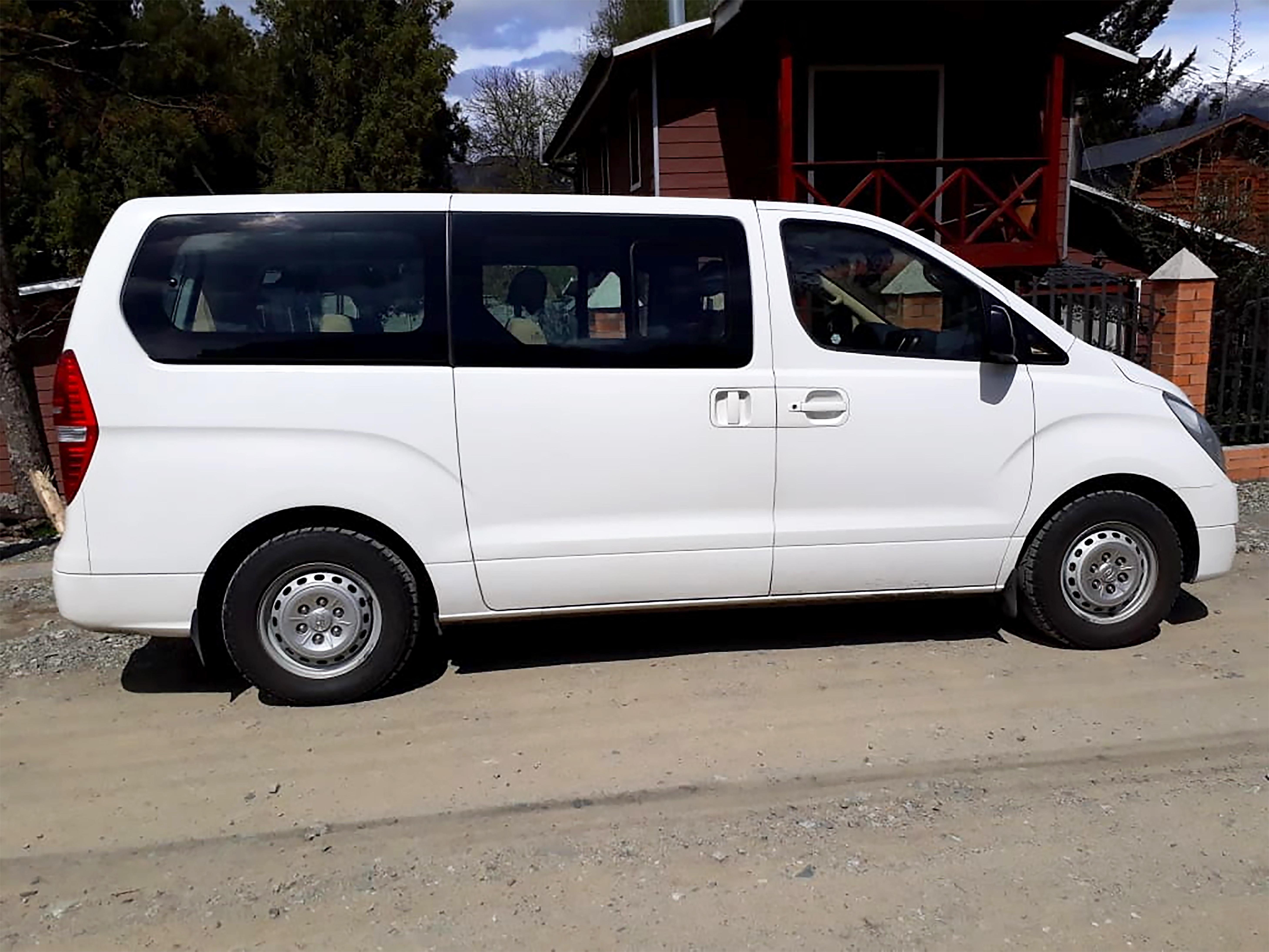 Minibús Hyundai H1 2017