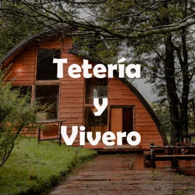 Tetería y Vivero