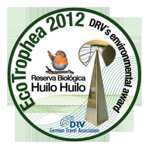 Primer lugar premio EcoTrophea