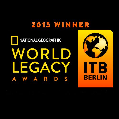 Huilo Huilo recibió el Primer Lugar en los World Legacy Awards de National Geographic